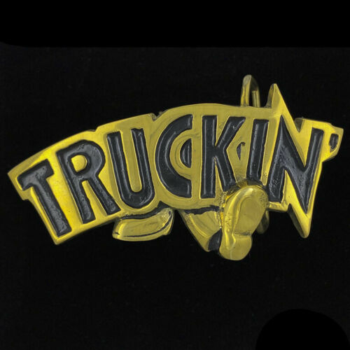 Vintage 1970s Keep On Trucking Truckin R Crumb Hip