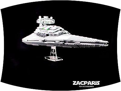Lego Star Wars 1 Transparent Pierre avec Empereur Palpatine de set 6211