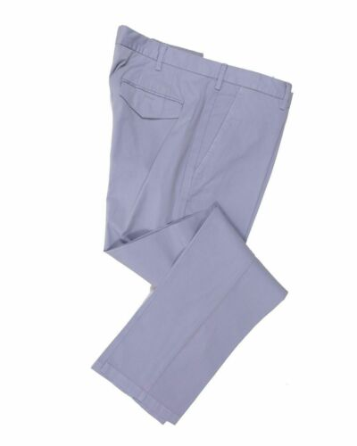 CANALI 1934 Lavender Cotton Chino Pants ~ Made in Italy