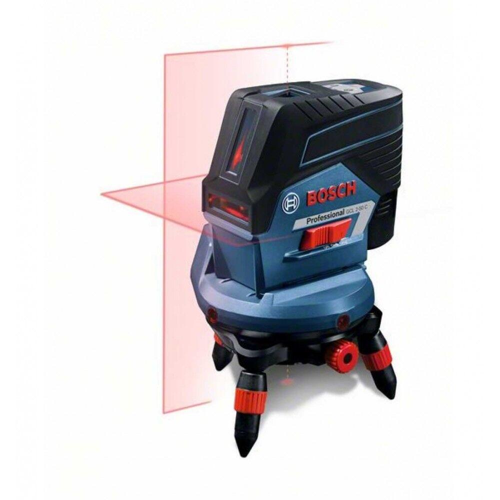 Bosch Linienlaser GCL 2-50 C, mit Baustativ BT 150