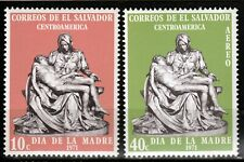El Salvador 1043-44 *+, Muttertag