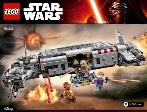 LEGO  75140  Star Wars - Resistance Troop Transporter  prodotto ritirato  MISB