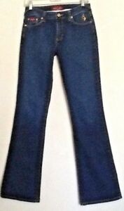 dc8e5a2b984 Image is loading Baby-Phat-Jeans-5-Stretch-Denim-BootyFab-Pants