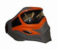 Vforce V-force Grill Thermal Se Special Edition Goggles Mask Orange On Taupe