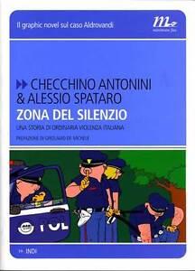 ZONA-DEL-SILENZIO-SPATARO-MINIMUM-FAX-ALDROVANDI-Graphic-Novel-SCONTO-50