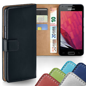 360-Grad-Schutz-Hulle-fur-Samsung-Galaxy-S2-Etui-Klapp-Hulle-Komplett-Book-Case