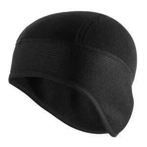 19442c558 Details about Windproof Cycling Beanie Running Helmet Liner Skull Cap  Outdoor Head Warmer