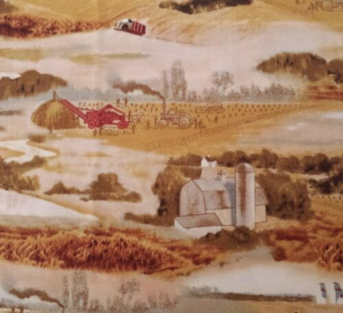 Harvester Heritage BTY International Harvester IH VIP Tractor Farm Scenic Fields