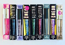 Lot of 9 Hard Candy WALK THE LINE Liquid Eyeliner  9 Different Shades   Sealed!