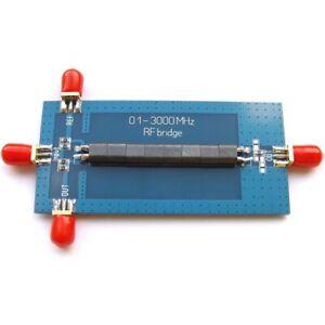 RF-SWR-Puente-De-Reflexion-0-1-3000-MHZ-Analizador-De-Antena-VHF-UHF-VSWR-Re-4F1
