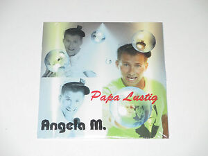CD/SEALED NEU NEW/PAPA LUSTIG/ANGELA M/Papermoon Recording Studios RP 15833