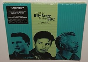 BILLY-BRAGG-BEST-OF-BILLY-BRAGG-AT-THE-BBC-1983-2019-BRAND-NEW-SEALED-2CD-SET