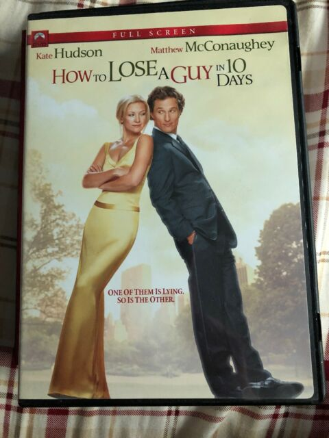How To Lose a Guy in 10 Days (DVD, 2017)   EBay