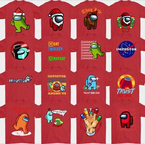 Parmi US T-Shirt,Impostor,Jeux,Joueur,Imposteur,Hommes,Garçons,Enfants Haut Tee