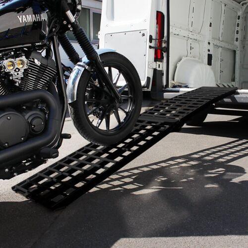 ATV remolque Moto Motocicleta para camión van Rampa de carga para BL Quad 680 kg