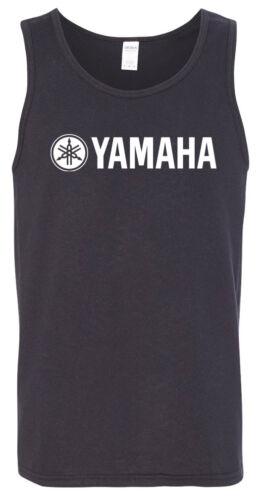 YAMAHA Tank Top S to 3XL yz 85 125 250 450 600 R1 R6