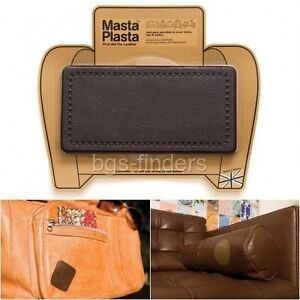 Leather Repair Patch Kit For Sofas Car Seats Handbags