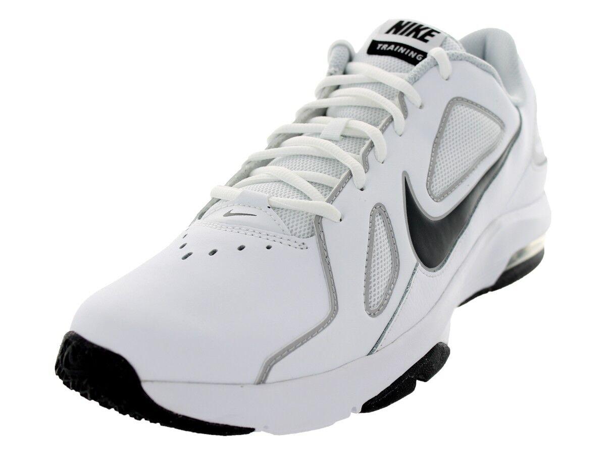 Nike Men's Air Max Crusher  White/Drk Gry 643174 101