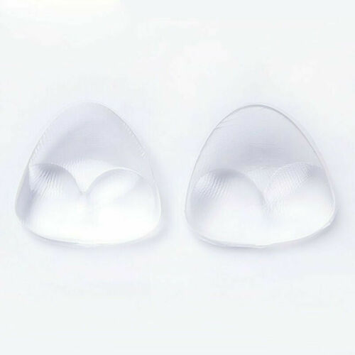 Silicone Gel Bra Breast Enhancers Push Up Pads Chicken Fillets Inserts Bikini UK