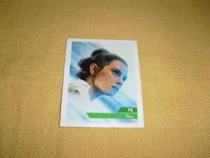 Stickers Star Wars Leclerc 2019 Numero 2 Rey