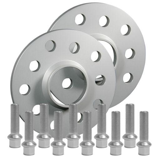 Schrauben silber 5x112 MB GLA X156 2014 SilverLine Spurverbreiterung 20mm m