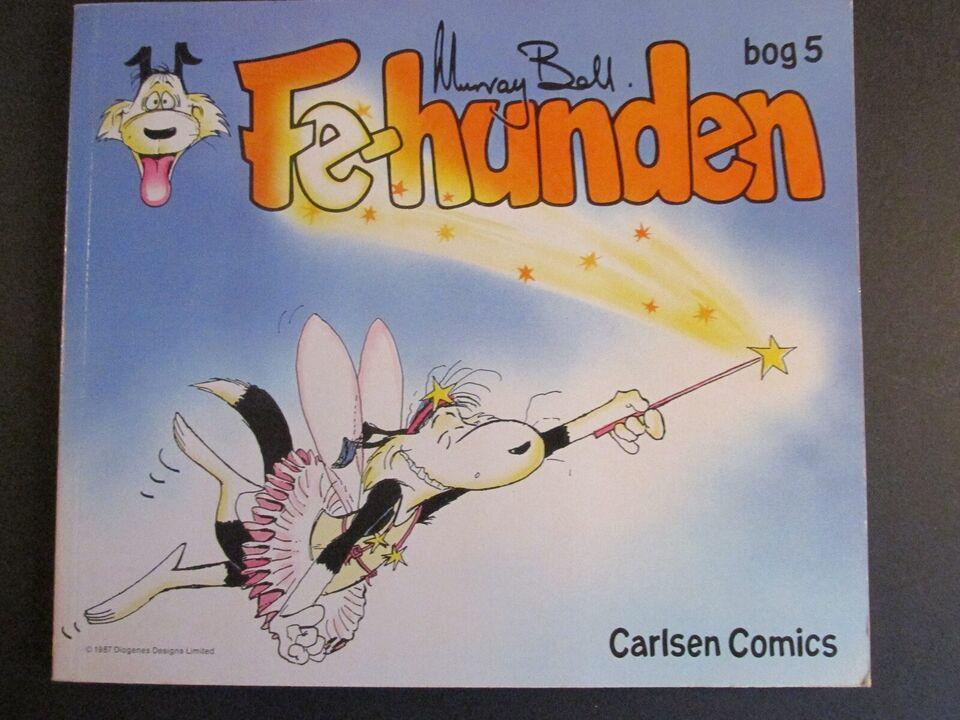 Tegneserier, Fæhunden bog nr. 5 Fe-hunden