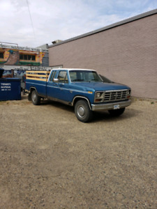 1984 Ford F 250