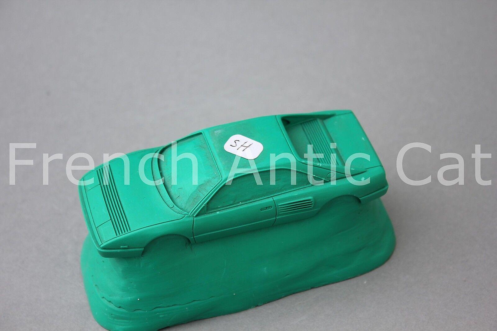 Rare matrix mould resin ferrari mondial 1 43 heco modeles car sh