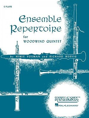 Musical Instruments & Gear Wind & Woodwinds Fine Ensemble Repertoire For Woodwind Quintet Full Score Ensemble Collectio 004474100 Excellent In Cushion Effect
