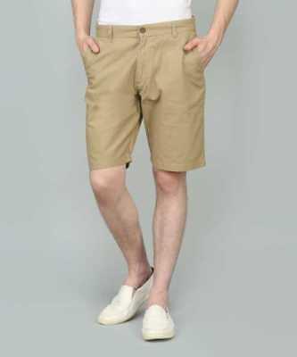 Freundschaftlich Men Chino Short Casual Summer Half Pant