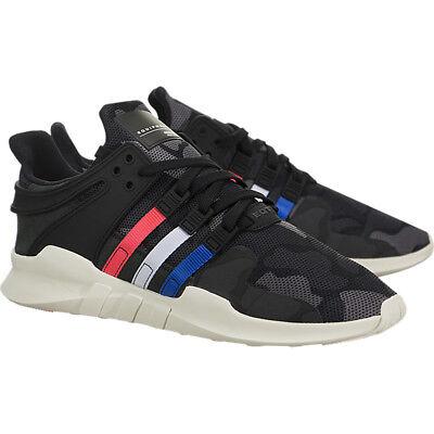 Adidas Originals EQT Support ADV Men's Shoes BlackBlue