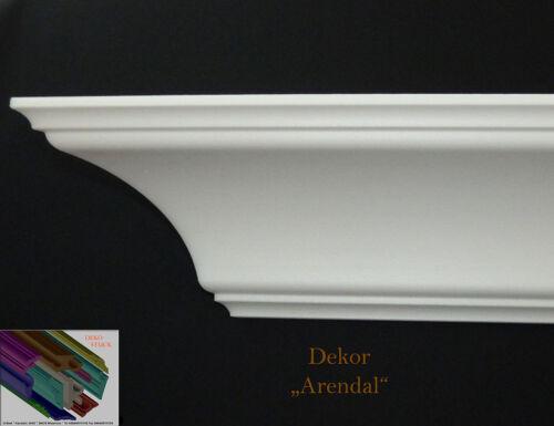 """16 M 124mm x 124mm Stuckleisten Stuckprofile Deckenprofile Dekor /""""Arendal/"""""""