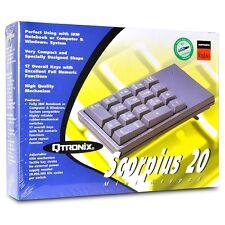 Scorpius 32 Keypad Professional Numeric Keypad