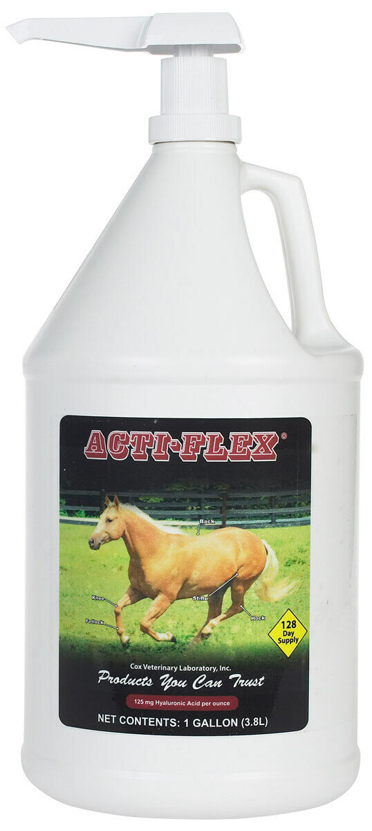 Acti-Flex  Gallon Horse Joint Supplement Cox Vet Lab Equine