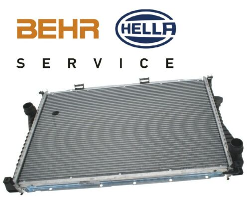 For OEM Behr Radiator For BMW E38 E39 540i 740iL 750iL w// Automatic Transmission