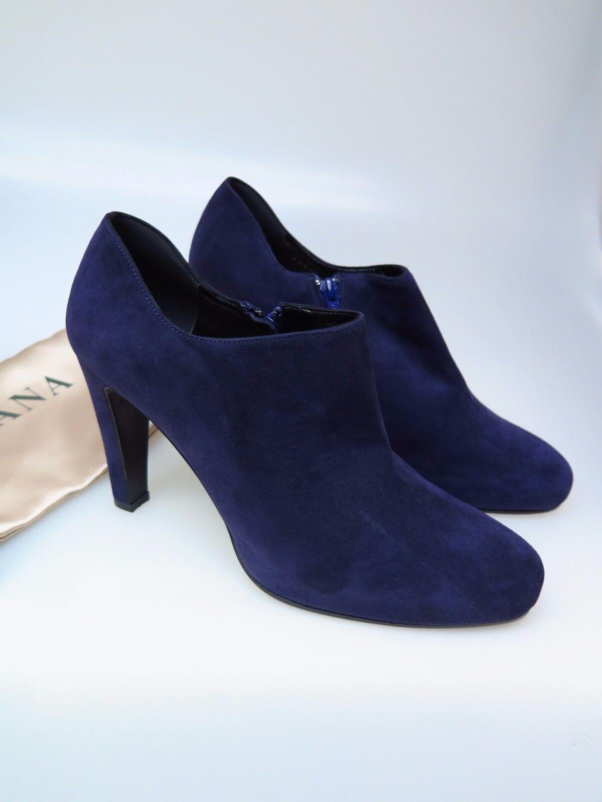 SULTANA  Damenschuhe Stiefeletten Stiefel Leder N4257 N4257 N4257 Amber Lila Gr 39,5 NEU   9d3ff4