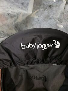 Rain-Canopy-for-Baby-Jogger-Fits-City-Select-Stroller-Used