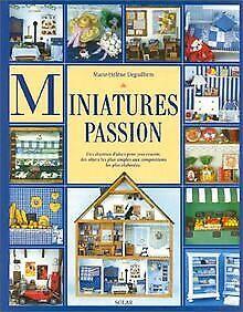 Miniatures passion von Marie-Hélène Deguilhem | Buch | Zustand gut