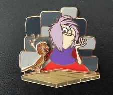 Disney Pins Sword and Stone Madam Mim Limited Edition 3D Brand New Villai