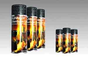 3er pack ulfalux ofenfarbe bis 1200 c spezial ofenlack. Black Bedroom Furniture Sets. Home Design Ideas
