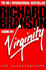 Losing My Virginity, By Branson, Richard,in Used but Acceptable condition