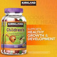 Kirkland Children's Complete Multivitamin Gummies Dietary Supplement (2 X 160 )