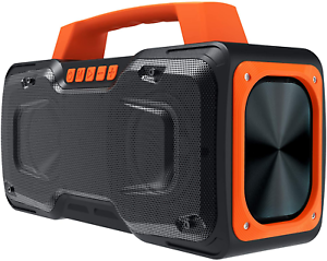 Bluetooth Speaker, Bugani M118 Portable Bluetooth Speakers With 50W Of Super Pow