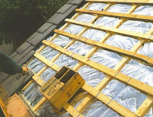 Vapour Barrier Membrane 6sqm Reflective Foil Eco Radiant Thermal Insulation