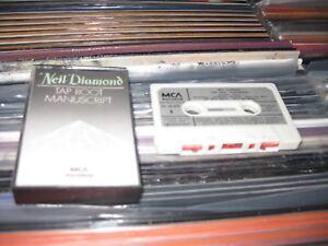 Neil Diamond Spanisch Kassette Tap Root Manuscript