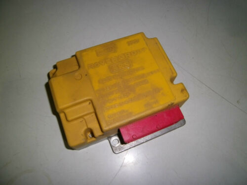 LAND ROVER RANGE ROVER P38 DISCOVERY 300 TDI SRS AIRBAG SYSTEM ECU AMR4905 24