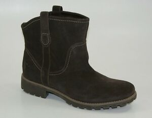 Timberland-WILLIS-TOBILLO-CHELSEA-BOOTS-impermeables-mujer-Zapatos-Botas-3267r
