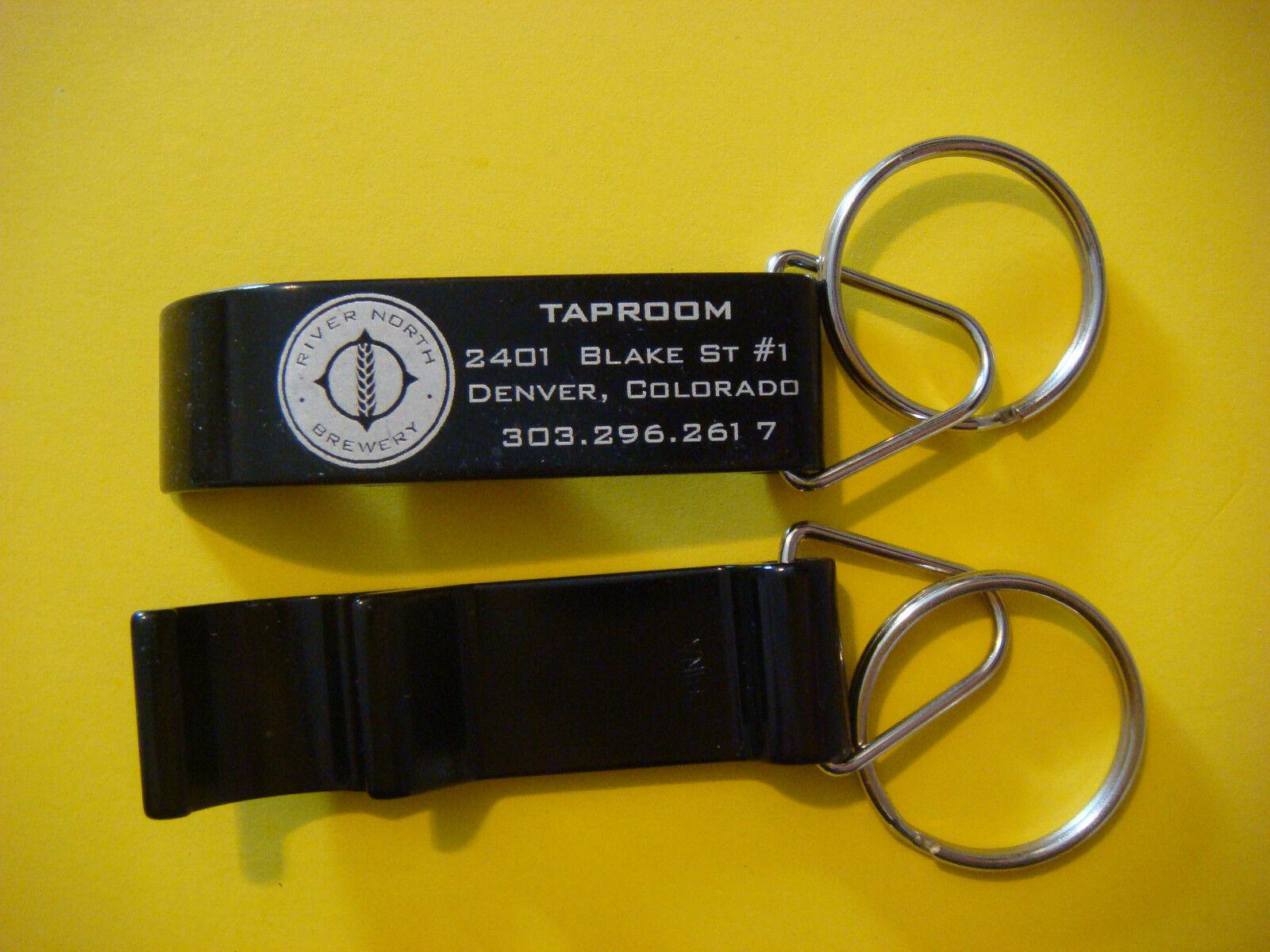 Metal BEER Key Chain Bottle Opener ~ CB /& POTTS Restaurant /& Brewery ~ USA