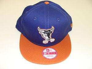 2012-New-Era-Durham-Bulls-Minor-League-Baseball-Snapback-Cap-Hat-Logo-MiLB-NWT