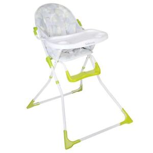 Magnificent Details About Safetots Tiny Charms Compact Foldable High Chair Toddler Feeding Highchair Machost Co Dining Chair Design Ideas Machostcouk